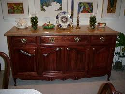 kitchen buffet cabinet with wine rack a simple kitchen buffet