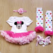christmas sets aliexpress buy christmas 2018 newborn minnie dress 4pcs set