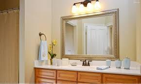 frame bathroom mirror kit best bathroom decoration