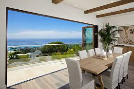 Interior Folding Glass Doors Bi Fold Folding Glass Multi Slide Doors Palm Desert Ca