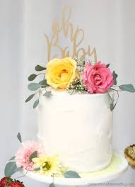 best baby shower cakes strikingly design diy baby shower cakes best 25 ba