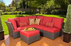 Outside Patio Furniture Sale by Analysis Patio Red Outdoor Wicker Furniture Sale Walmart Chair