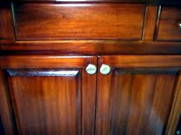 Decoration And Craft Ideas For Old Kitchen Cabinets Interior - Kitchen cabinet varnish
