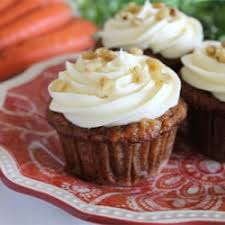 carrot cupcakes with white chocolate cream cheese icing recipe