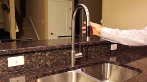 Kitchen Pull Down Faucet Reviews Dornbracht Tara Pull Down Kitchen Faucet Review Youtube