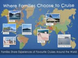 cruising destination ideas travel by cruise ship