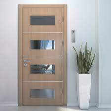 Exterior Door Bells Door Chime Spaces Modern With Decorative Doorbells Designer
