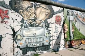 germany holidays cold war sites germany is wunderbar trabi through wall mural east side gallery berlin