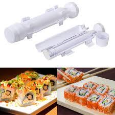 machine à cuisiner ularma parfait sushi rouleau machine à kit riz rouleau moule moule