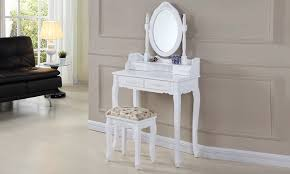 Vintage Style Vanity Table Antique Style Dressing Table Sets Groupon Goods