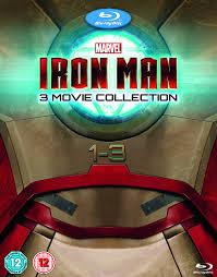 amazon black friday dvd iron man rdj trilogy blue ray box set 57 85 mens gift ideas