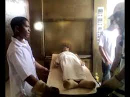 cremation procedure cremation of nazal
