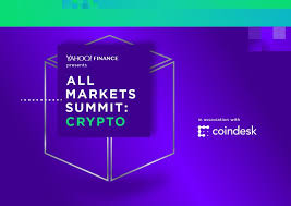 Yahoo Finance All Markets Summit Cryptocurrencies In Association With Coindesk