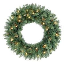 artificial christmas wreath pictures lovetoknow