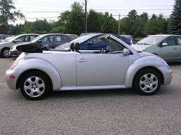 earthy cars blog earthy car of the week 2003 vw new beetle