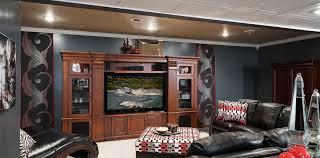 interior design bergen county nj interior designers nj nj custom finished basement interior decorator montvale nj rec room