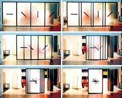 Room Divider Doors by Best 25 Japanese Style Sliding Door Ideas On Pinterest Japanese