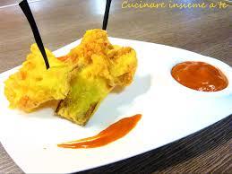 fiori di zucca fritti in pastella di zucca fritti in pastella allo zafferano