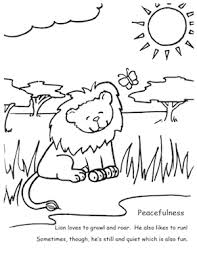 7 free colouring pages kids positive values moments