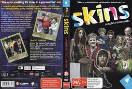 Seeking Complete Series Media Coursework Skins Dvd Cover Analysis