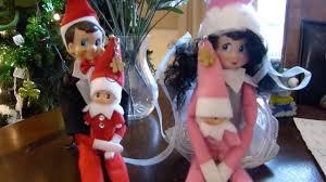 Twins First Christmas Ornament Elf On The Shelf Twins Youtube