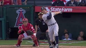 Yankees Prospect Showdown Aaron Judge Vs Gary Sanchez - aaron judge sits series opener vs astros mlb com