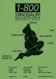 james blake u0027s 1 800 dinosaur didn u0027t play a scheduled london show