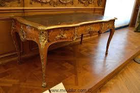 bureau bois de grand bureau bois meuble bim a co