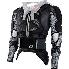 black motocross bike oneal madass moveo motocross protector jacket mx dirt bike atv ce