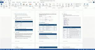 100 technical documentation template 27 free excel database