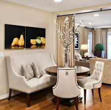 Dining Room Settee How To Create A Stylish Dining Nook With A Settee Dining Nook