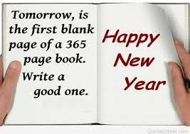 new year wish for friends quote merry and happy new year