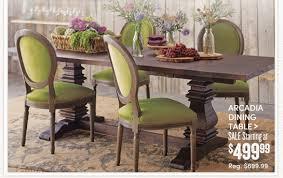 world market arcadia table arcadia dining table sale 499 99 house pinterest dining