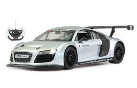 Audi R8 Silver - audi r8 lms 1 14 silver jamara shop