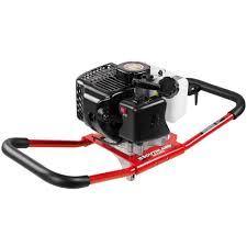 southland 12 in 43cc 1 man gas earth auger powerhead sea43 the