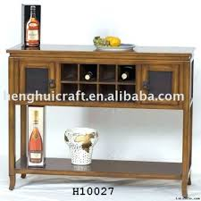 wine rack buy console table with wine rack pub table wine rack
