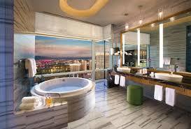 hotel suite of the week aria skyloft villa photos image 1