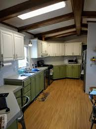 cool kitchen cabinet colors 30 beautiful mobile home kitchen cabinet colors