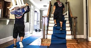 protecting hardwood floors how to tips protect hardwood floors during a move 3 men movers