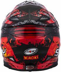 motocross helmets sale suomy mr jump maori motocross helmet red helmets unisex 346084693