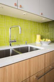 Green Glass Tiles For Kitchen Backsplashes 33 Best Glass Tile Images On Pinterest Glass Tiles Entryway And
