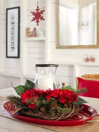 christmas decor for center table christmas table decoration what decoration trends for 2017 hommeg