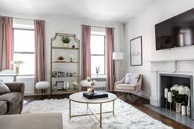 living room tour living room transformation nyc apartment tour