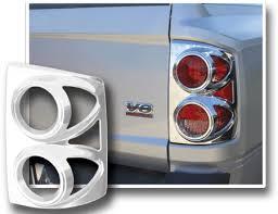 98 dakota tail lights dodge dakota chrome tail light bezel trim covers