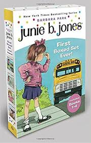 amazon black friday book deal amazon com junie b jones u0027s first boxed set ever books 1 4