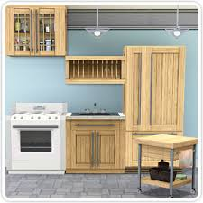 Double Sided Kitchen Cabinets by Overachieving Overhead Cabinet Double Sided Store The Sims 3