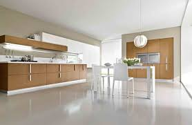 kitchen adorable minimalist stairs off white kitchen cabinets