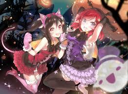 file nicomaki halloween png love live idol festival
