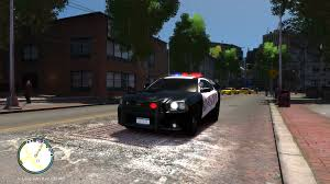 police charger gta gaming archive