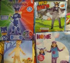 halloween y14 goodie bag aliexpress com buy pj masks costume set kid anime cosplay hero
